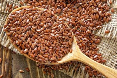 Семена льна, как лечение народными средствами глаз