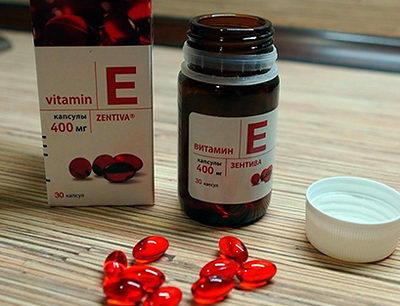 Чем полезен витамин Е для ресниц?