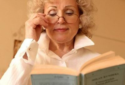 Возрастные изменения зрения - методы профилактики
