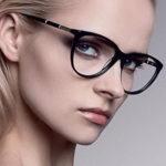 Стильные и модные женские очки для зрения