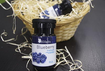 EcoPills Blueberry для глаз
