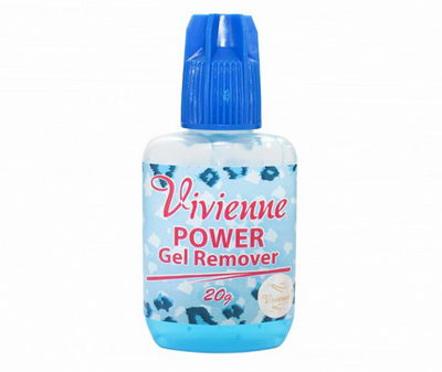Гелевый ремувер Vivienne Power Gel Remover