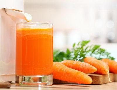 Сок из моркови