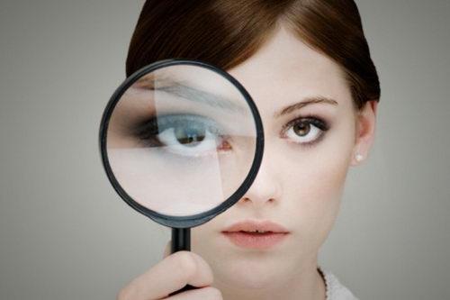 Безболезненное нарушение зрения