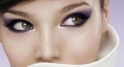 Как сделать макияж «кошачий глаз»?