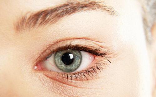 Морщины около глаз