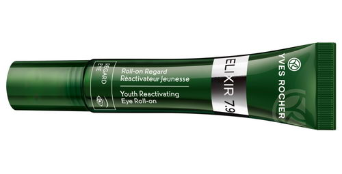 Роликовый гель вокруг глаз Yves Rocher Elixir 7.9