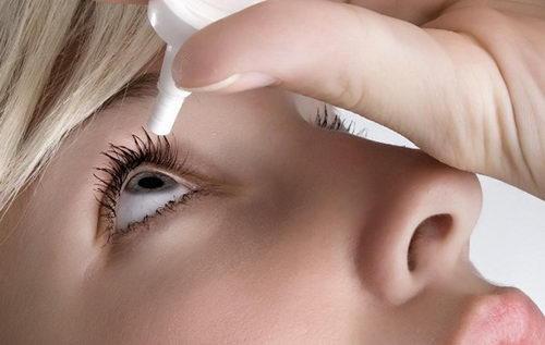 Капли для глаз Iridina: описание, применение, показания