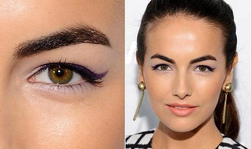 Как сделать макияж для нависшего века?