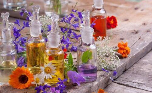 Эфирные масла от шелушения кожи глаз