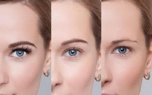 Как осветлить брови в домашних условиях перекисью, отварами трав, макияжем?