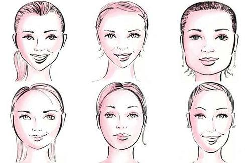 Подобрать форму бровей по типу лица