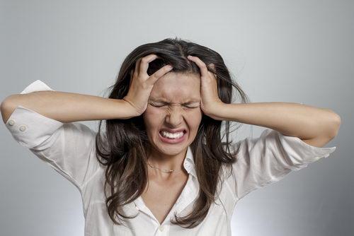 Психическое напряжение - основная причина нарушения зрения