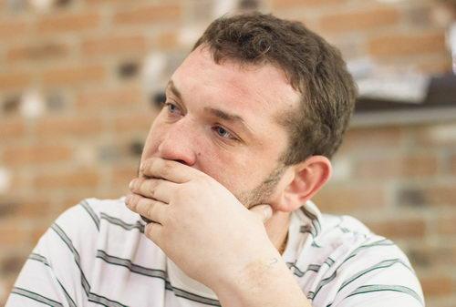 Сдерживание слез