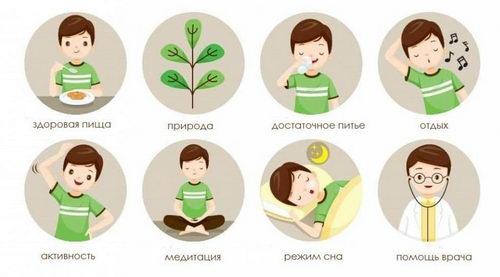Методы профилактики мигрени